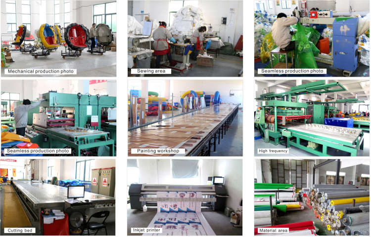 Inflatable Pools factory